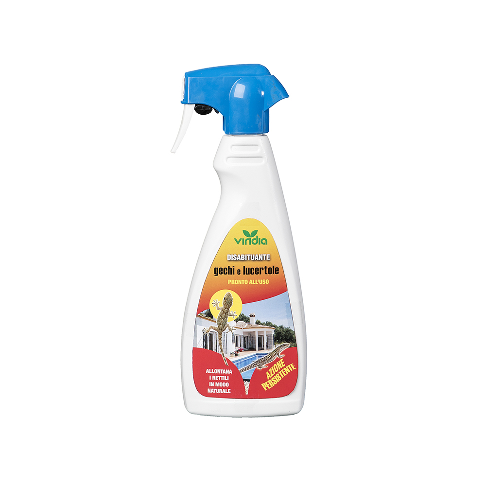 Prodotti Contro I Gechi rettili disabituante spray - 500 ml